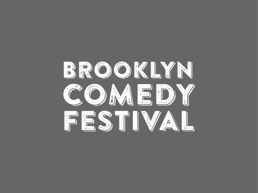 Brooklyn Comedy Festival Branding and Design