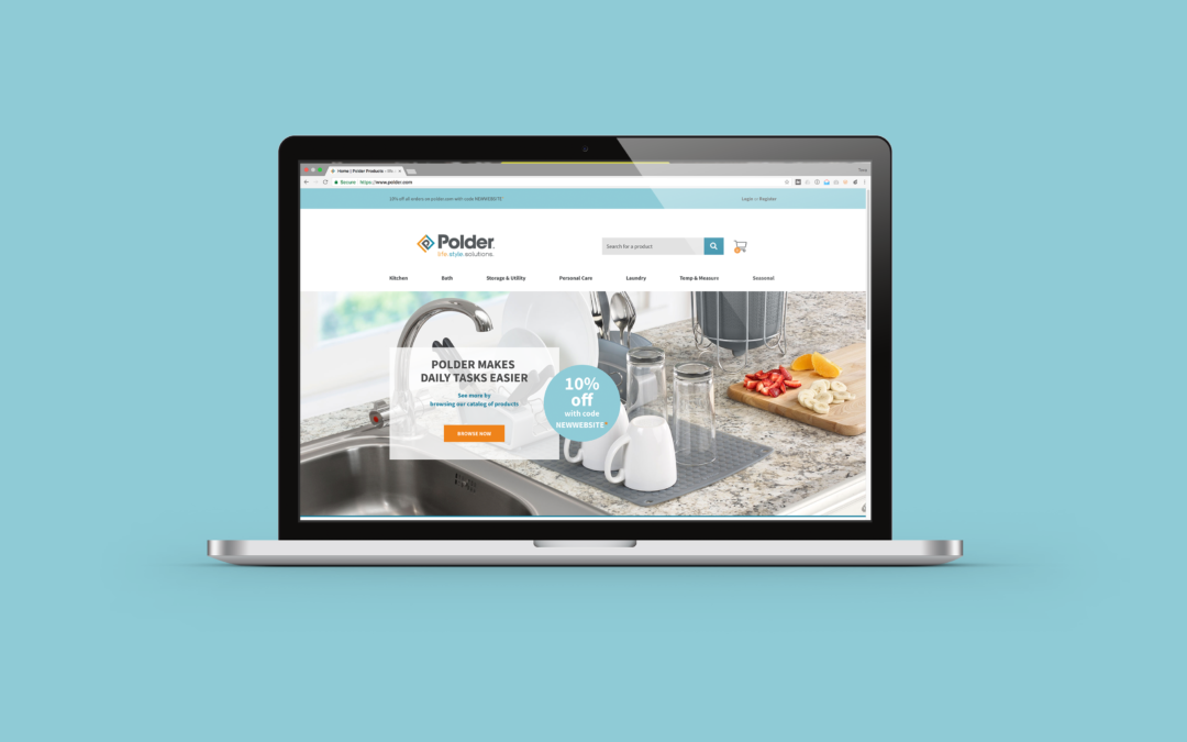 Polder e-Commerce Website